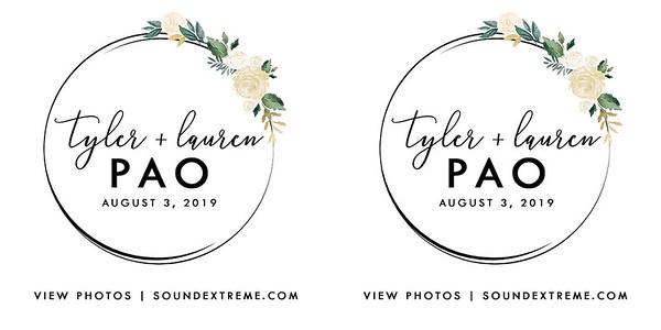 Lauren & Tyler 8/3/19