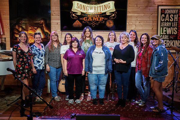 Gold Star Parent Songwriters Camp - 2019