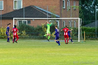 √Boston United Academy vs Horncastle Town FC John Rawdon Memorial Game 3-2 26-07-19