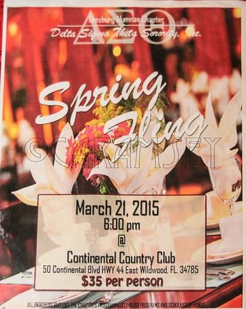 Spring Fling 2015