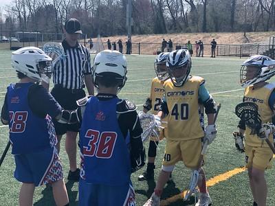 2026 v MD Lacrosse Club (MLC)  - Game 3