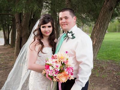 Jon & Cedele Are Married