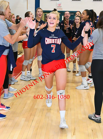 11-9-19 - AIA 3A Volleyball Final - Game - Northwest Christian vs Valley Christian