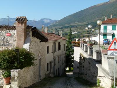 Italy: Castel di Sangro