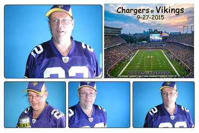9-27 Chargers @ Vikings