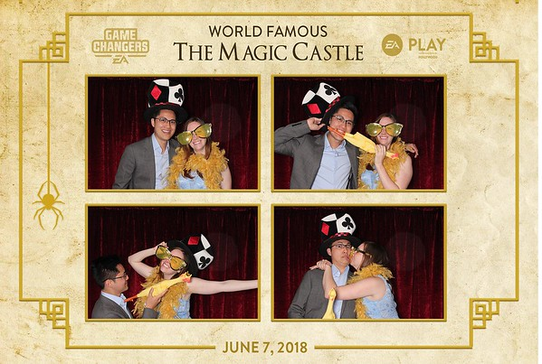 EA at The Magic Castle