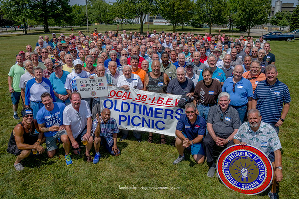 Old Timers Picnic 2019