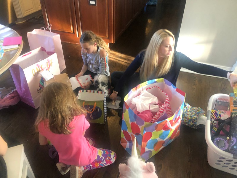 20191109 Kylie's 8th Birthday.