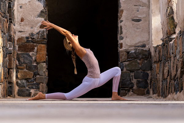 Emelie - Yoga at the Old Cannery