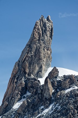 Monte Bianco - Skyway, Punta Helbronner - Rifugio Torino