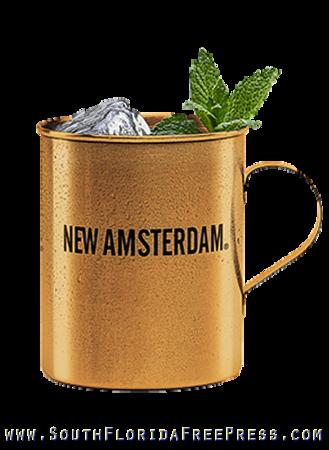 New Amsterdam Mango Vodka - NEW