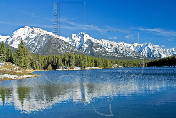 Mountains, Lakes, Forests, Glaciers