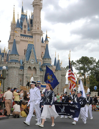 Tamaqua Raider Band Trip, Disney World, Orlando, Florida (2-20-2012)