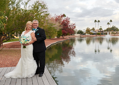 Henderson Wedding Mesa Marriott