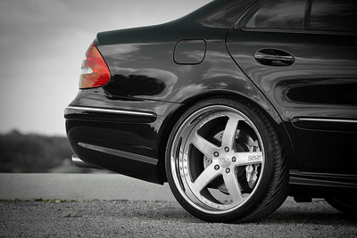 ISS Forged Vista Photoshoot