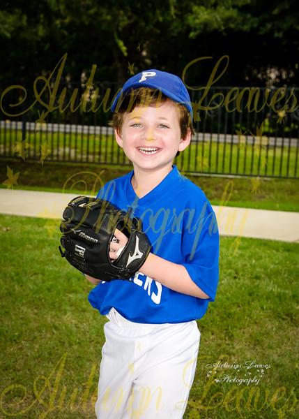 Parish Panthers - TNYMCA Baseball Spring2016