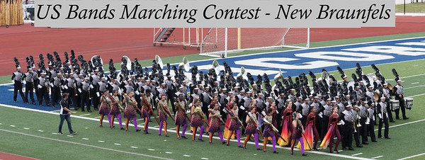 20171007 US Bands Marching Contest