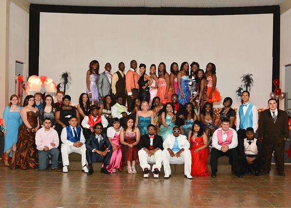 SAHS Prom 2013