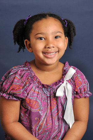 Jasmine's School Portraits