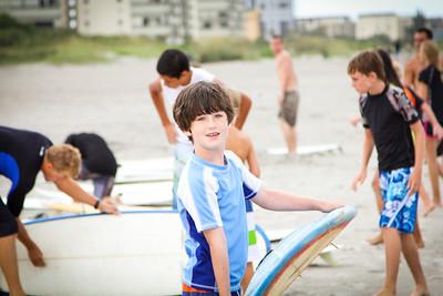 EG1st Surf Camp 2012