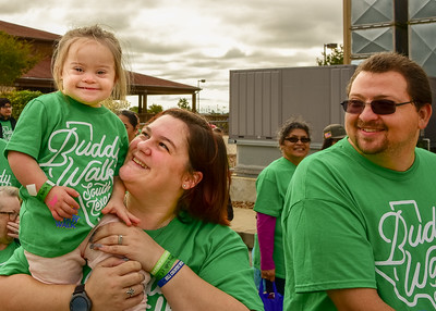 Down Syndrome Association of South Texas 2018 Buddy Walk
