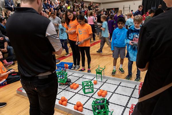 State VEX IQ Robotics Tournament