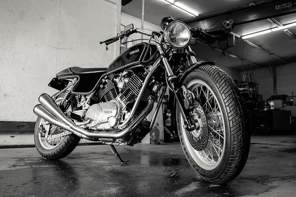 Cycle Craft Yamaha Custom 920