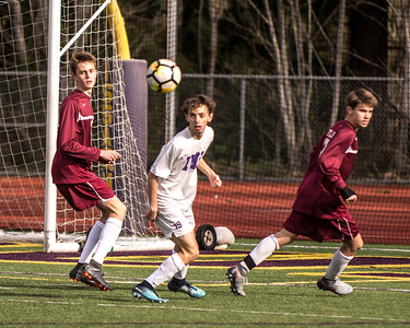 Eastlake JV Soccer Vs Issaquah 2018 Away
