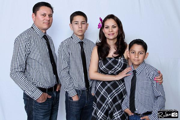 Juan and Kenia Family Shoot