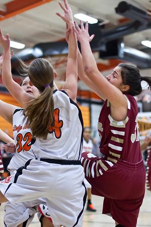 MHS Girls BBall vs GV Jan 17 2012