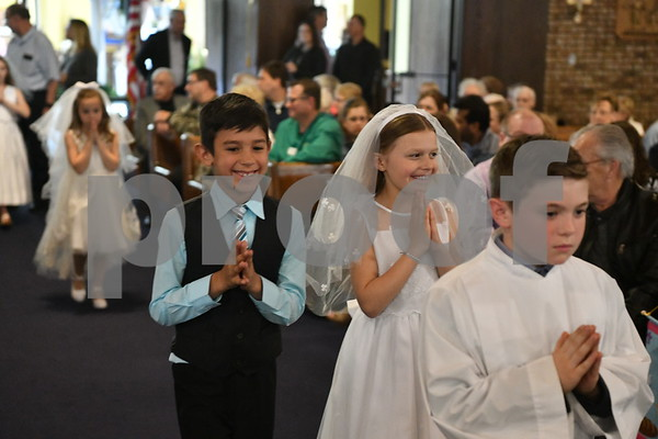 St. Anthony [Frankfort] 1st Communions