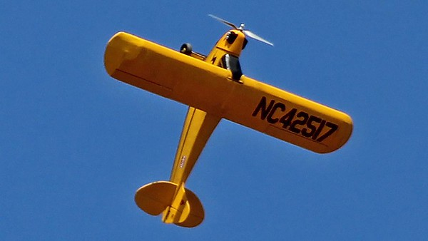 SEFSD Open Flying National Model Aviation Day - Aug 15, 2020