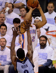 Thunder Vs Grizzlies (Playoff)