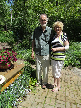 2017 OGW - Gardens of Margaret & David Kechnie