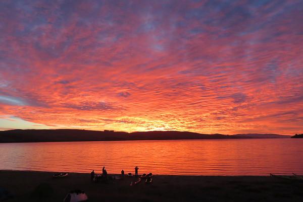 Tomales Bay Kayak/Camp: Nov 15-16, 2014