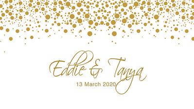 13.03 Eddie & Tanya
