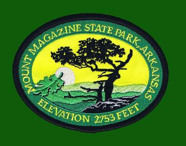 Mt. Magazine State Park and Lodge, Arkansas