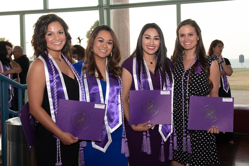 Summer 2019 Sigma Theta Tau International Induction Ceremony.