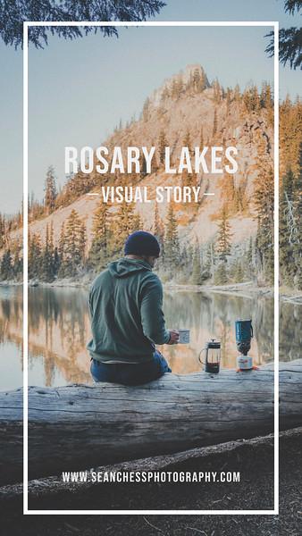 Rosary Lakes Visual Story