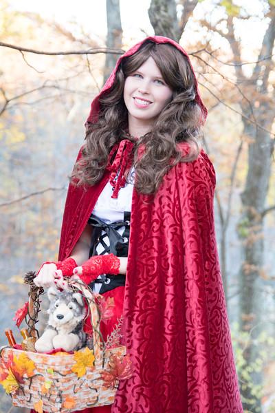 Nikki Red Riding Hood