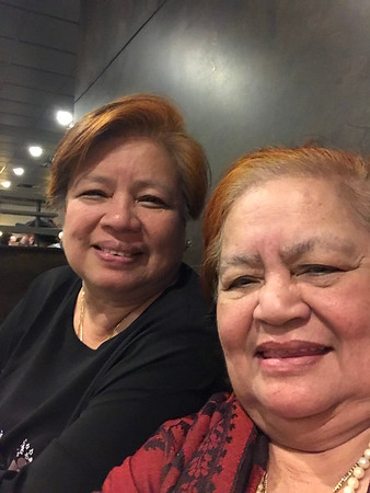 2019-03-10 Lunch with Tita Nening after Church