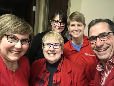 Wear Red Day - Feb 7 (Feb 2020)