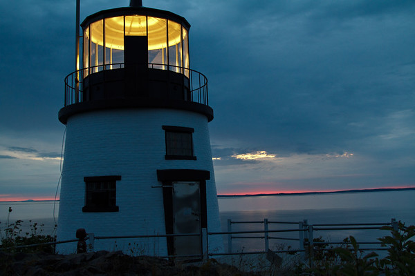 Owl's Head Light House