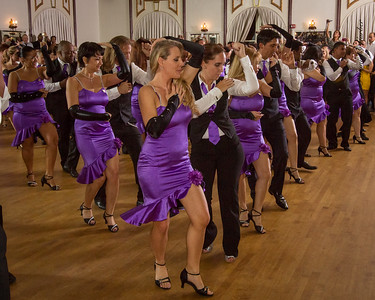 Simone Salsa Annual Gala W/ Noka Posh