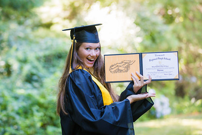 Kiley Graduates!