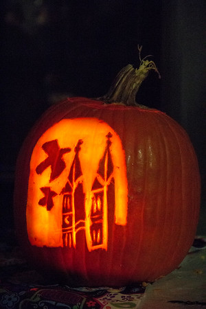 Seminary Pumpkin Carving Contest 2018