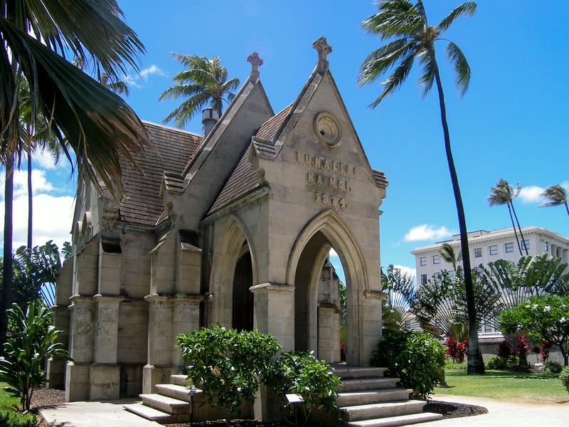 Kawaiahao Church