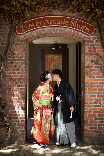 Kimono Art Wedding