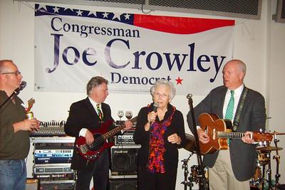 CROWLEY -US Rep Joe Crowley
