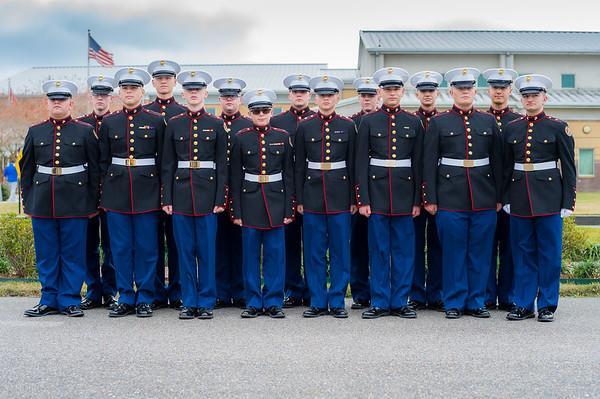 ROTC Drill Comp. 12/07/2019
